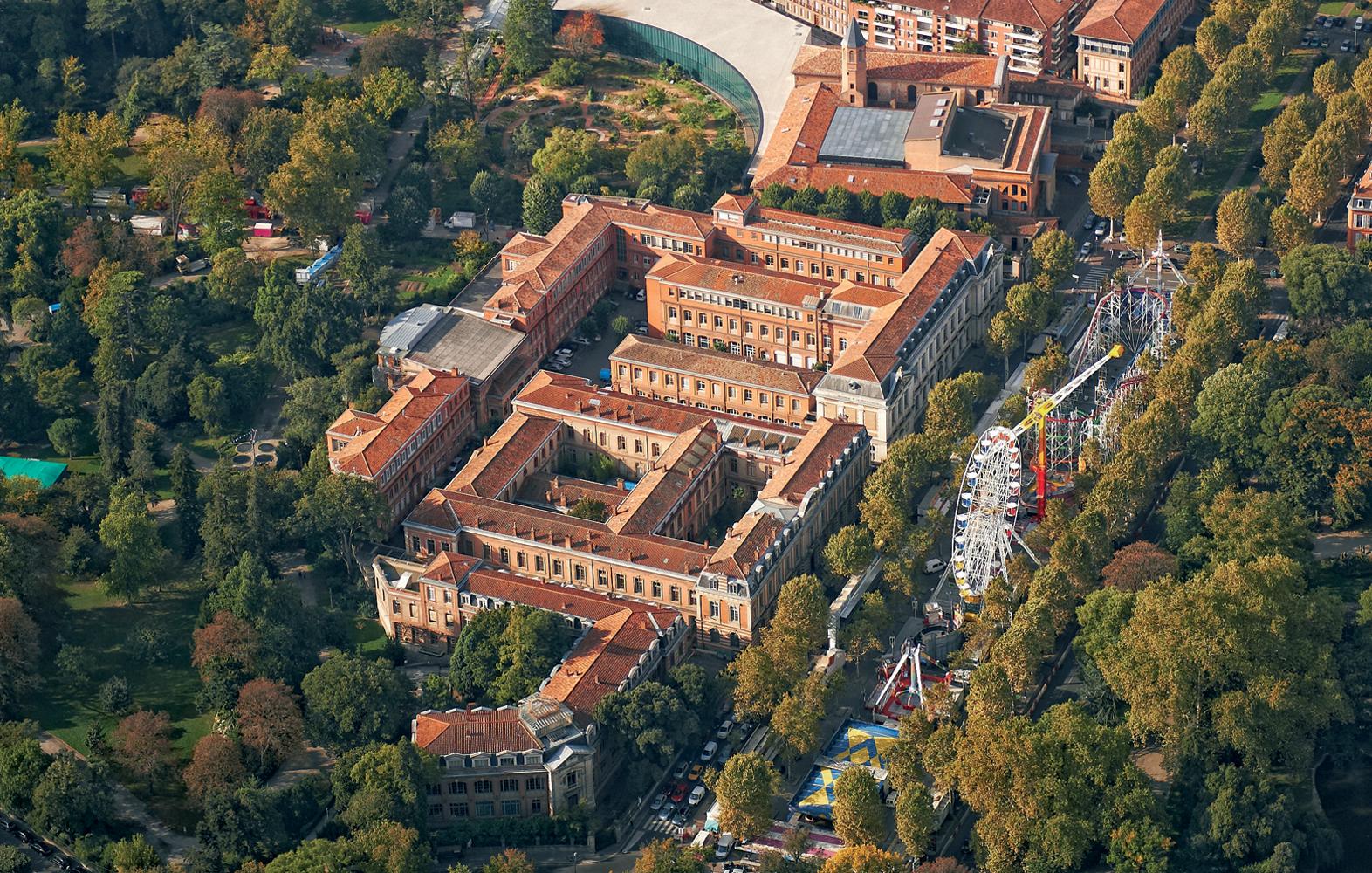 president institut de france