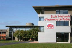 Photo de l'Ecole Nationale d'Ingénieurs de Tarbes
